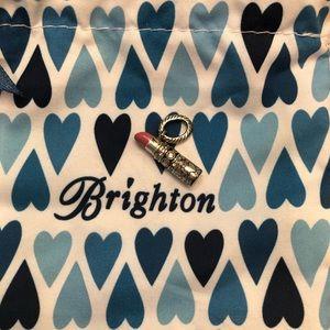 Brighton lipstick charm
